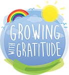Growing with Gratitude Logo