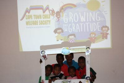 Growing With Gratitude in South Africa