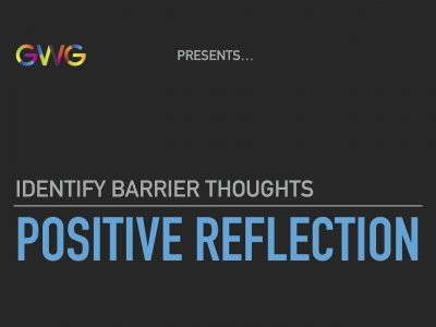 Identifying Barrier Thoughts